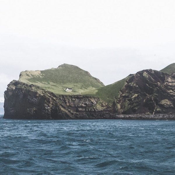 View from Ferry_Volcanic Westman Islands Day Tour - Hidden Iceland - Photo Norris Nimas