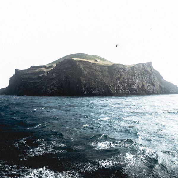 View of Islands from Ferry_Volcanic Westman Islands Day Tour - Hidden Iceland - Photo Norris Nimas